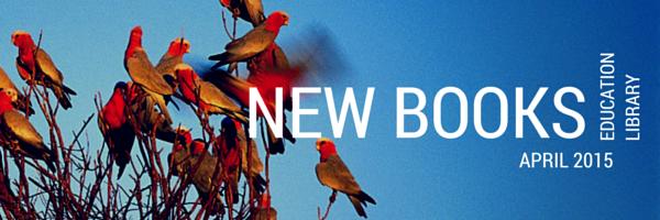 new books april 2015